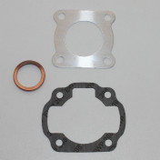 GASKET SET FOR CYLINDER KIT FOR SCOOT AIRSAL FOR CPI 50 POPCORN, ARAGON, HUSSAR, OLIVER/GENERIC 50 XOR, IDEO/KEEWAY 50 F-ACT, FOCUS, HURRICANE, MATRIX (T6) -