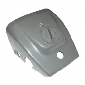 COWLING FOR HEADLIGHT FOR SOLEX 5000, FLASH- BLACK (WITHOUT LENS) -SELECTION P2R-