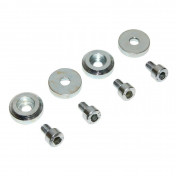 COUNTERWEIGHT FOR VARIATOR MALOSSI FOR MOPED PEUGEOT 103 MVL-SP-SPX-RCX/MBK 51 (SET OF 4)