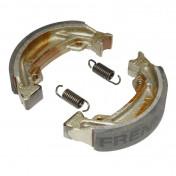 BRAKE SHOE NEWFREN FOR MOPED MBK 51 -FRONT-/-REAR- Ø95x20mm (GF.1246)