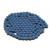 CHAIN FOR MOTORBIKE VOCA 420 REINFORCED - BLUE 136 LINKS