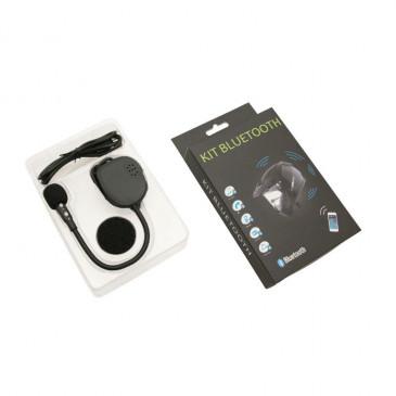 "BLUETOOTH HEADSET ""HANDSFREE"" FOR TELEPHONE/MP3/GPS/DRIVER-PASSENGER - BONE TECHNOLOGY INC D03- FOR 1 HELMET(TRANSMISSION DISTANCE 50M -ESTIMATED 8H USAGE TIME)"