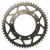REAR CHAIN SPROCKET FOR 50cc MOTORBIKE DERBI 50 SENDA DRD 2002>2005 420 53 TEETH -STEEL- (BORE 102mm) -DID-