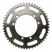 REAR CHAIN SPROCKET FOR 50cc MOTORBIKE BETA 50 RR 2002>2004, SM 2002>2004 420 51 TEETH -STEEL- -SELECTION P2R-