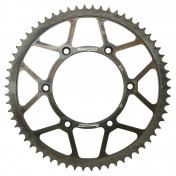 REAR CHAIN SPROCKET FOR 50cc MOTORBIKE CPI 50 SM 2006> 420 62 TEETH -STEEL- -SELECTION P2R-