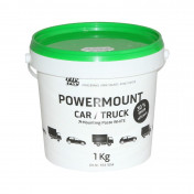 TYRE FITTING PASTE - TIP TOP POWERPOUNT - WHITE (1 Kg) (5148620)