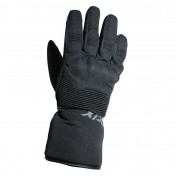 GLOVES ADX - AUTUMN/WINTER - CLEVELAND BLACK (WITH FUR - T 12 (XXL) (APPROVED EN 13594:2015)