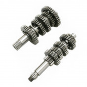 COMPLETE GEARBOX TOP PERF FOR MINARELLI 50 AM6 SERIE 2 (PRIMARY+SECONDARY COMPLETE)-TOP PERF AS ORIGINAL-
