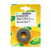 GEARBOX SPROCKET FOR MINARELLI 50 AM6 25 TEETH 6th PRIMARY SHAFT SERIE 2 -TOP PERF AS ORIGINAL-