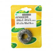 GEARBOX SPROCKET FOR MINARELLI 50 AM6 25 TEETH 5th SECONDARY SHAFT SERIE 2 -TOP PERF AS ORIGINAL-