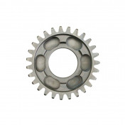 GEARBOX SPROCKET FOR MINARELLI 50 AM6 27 TEETH 4th SECONDARY SHAFT SERIE 2 -TOP PERF AS ORIGINAL-