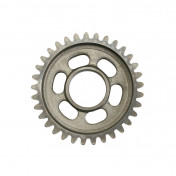 GEARBOX SPROCKET FOR MINARELLI 50 AM6 33 TEEH 2th SECONDARY SHAFT - SERIE 2 -TOP PERF AS ORIGINAL-