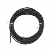 FUEL HOSE - NBR 2x5 BLACK (ROLL 10M) (HYDROCARBONS+OILS - MADE IN EEC)