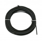 FUEL HOSE - NBR 3x6 BLACK (ROLL 10M) (HYDROCARBONS+OILS - MADE IN EEC)
