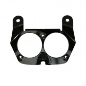 SPEEDOMETER HOLDER FOR MOPED 103 SPX-RCX STEEL BLACK -SELECTION P2R-