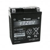 BATTERY 12V 7.4 Ah YTZ8V YUASA GEL READY FOR USE (Lg113xL70xH130) (FOR HONDA 125 FORZA, PCX, SH...)