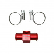 """COOLING ADAPTER VOCA T-LINK 16mm 1/8"""" RED"""