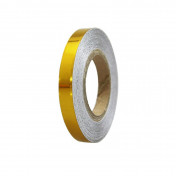 WHEEL TAPE - REPLAY GOLDEN 7mm 6M WITH DISPENSER