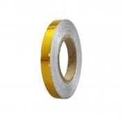 LISERET/AUTOCOLLANT/STICKER JANTE REPLAY OR 7mm 6M AVEC APPLICATEUR