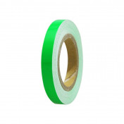 WHEEL TAPE - REPLAY GREEN FLUO 7mm 6M WITH DISPENSER