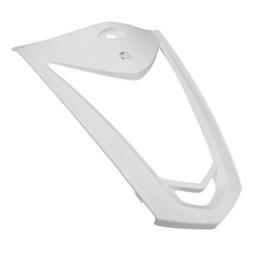 FRONT FAIRING FOR SCOOT KYMCO 50 AGILITY RS, 125 AGILITY RS GLOSS WHITE (O.R. 64301-LGB5-E10)