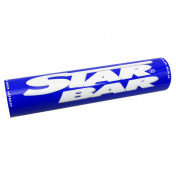 BAR PAD - MOTO CROSS STAR BAR MX/ENDURO BLUE- L. 250 mm