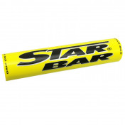 BAR PAD - MOTO CROSS STAR BAR MX/ENDURO YELLOW- L. 250 mm