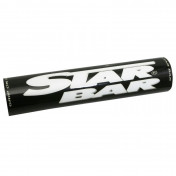 BAR PAD - MOTO CROSS STAR BAR MX/ENDURO BLACK- L. 250 mm