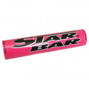 BAR PAD - MOTO CROSS STAR BAR MX/ENDURO PINK- L. 250 mm