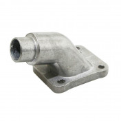 INLET MANIFOLD FOR MOPED MALOSSI ALUMINIUM FOR PEUGEOT 103 SPX-RCX Ø 15mm (02 6487B)