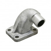 INLET MANIFOLD FOR MOPED MALOSSI ALUMINIUM FOR MBK 51 Ø 15mm (02 6090B)