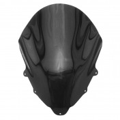 BULLE/SAUTE VENT MAXISCOOTER POUR YAMAHA 500 TMAX 2008>2011 (FUME FONCE) (H574mm - L460mm) -MALOSSI-