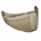 VISOR FOR FULL FACE HELMET MT RAPIDE SMOKED (PINLOCK READY)