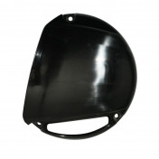 COOLING FAN COVER REPLAY FOR MBK 50 BOOSTER 2004>, STUNT 2004>/YAMAHA 50 BWS 2004>, SLIDER 2004> BLACK