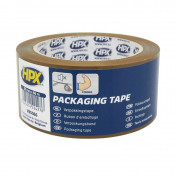 ADHESIVE TAPE HPX - FOR PACKAGING - BROWN 50mm x 66M