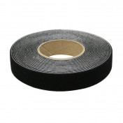 "ADHESIVE TAPE HPX - SELF ADHESIVE ZIP FIX ""STRAP"" BLACK 20mm x 5M"
