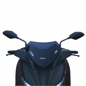 WIND SHIELD FOR MAXISCOOTER FOR YAMAHA 300 XMAX 2017>SMOKED -FACO-