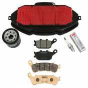 KIT ENTRETIEN MAXISCOOTER ADAPTABLE HONDA 700 INTEGRA 2011>2013 -RMS-