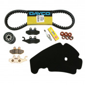 KIT ENTRETIEN MAXISCOOTER ADAPTABLE PIAGGIO 300 BEVERLY ABS 2010> -RMS-