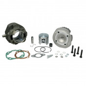 COMPLETE CYLINDER KIT FOR SCOOT MALOSSI CAST IRON FOR PIAGGIO 50 PK, SPECIAL, APE