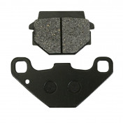 BRAKE PADS FOR RIEJU 50 MRT 2008>2010 FRONT+REAR/SHERCO 50 SU 2010> FRONT/SUZUKI 50 WOLF 1989> FRONT -SELECTION P2R-