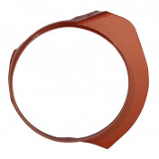 """BELT COVER FOR MOPED MBK 89 """"CHAUDRON"""" BASE TO BE PAINTED -SELECTION P2R-"""
