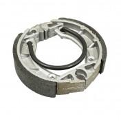 BRAKE SHOE FOR MOPED PEUGEOT 103 SPX, RCX - FRONT/REAR (Ø 90mm) ( PAIR)-SELECTION P2R-