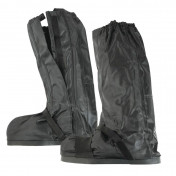 BOOT COVER - AUTUMN/WINTER - TUCANO WITH SIDE OPENING - BLACK size 44-45 (L) (APPROVED EN13594)