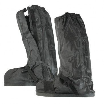 BOOT COVER - AUTUMN/WINTER - TUCANO WITH SIDE OPENING - BLACK size 46-44 (XL) (APPROVED EN13594)