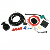 CABLE BUNDLE FOR HITCH FOR PIAGGIO PORTER 2009> WITH MODULE (EJ) -SELECTION P2R-