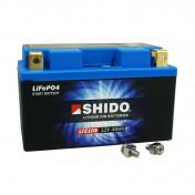 "BATTERY 12V 4 Ah LTZ10S SHIDO LITHIUM ION ""READY TO USE""(Lg150xW87xH93) EQUALS YTZ10S"