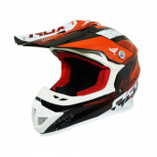 HELMET-CROSS ENDURO-FOR CHILD - ADX MX2 GLOSS RED - YS (49 to 50cm)