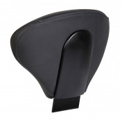 SHAD BACKREST - BLACK WITHOUT LOGO (SUPPLIED WITHOUT MOUNTING BRACKET) (D0RP00N)