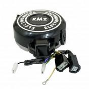 ALLUMAGE CYCLO ADAPTABLE PEUGEOT 103 ELECTRONIQUE 12V PETIT CONE (VENDU SANS BOBINE ET SANS CDI) -P2R-